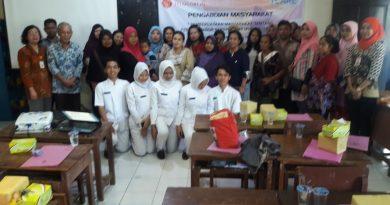 Pendidikan Kesehatan Kepada Siswa  Dan Orang Tua  Tentang Perilaku Hidup Bersih Sehat (PHBS) Sekolah  Di SDN Kalibanteng Kulon 01 Semarang